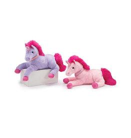 """Burton & Burton Plush 16"""" Unicorn"""