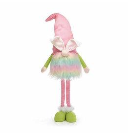 Burton & Burton Sitter Rainbow Bunny Gnome