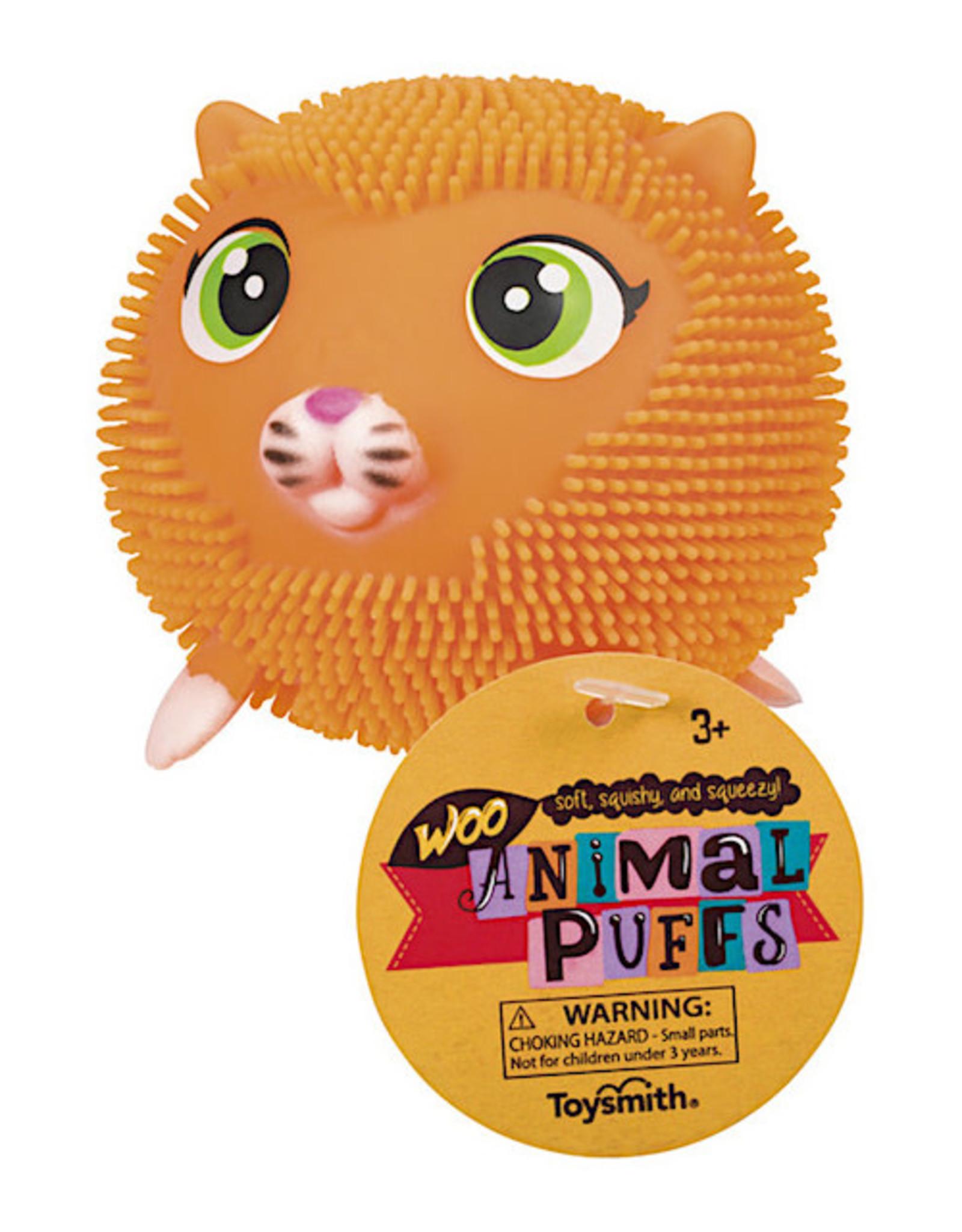 Woo Animal Puffs