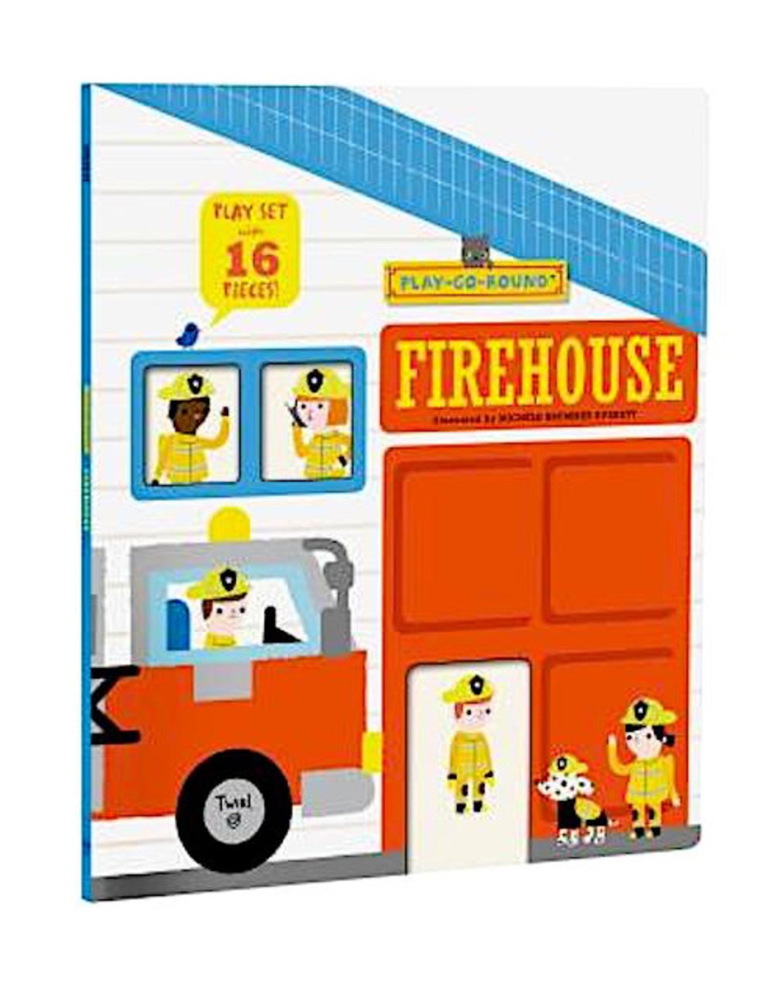 Hachette Books Firehouse: Play Go Round