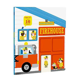 Hachette Books Firehouse: Play Go Round