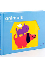 Hachette Books TouchWords: Animals