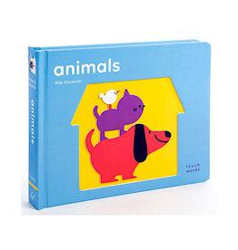 Hachette Books TouchWords: Animals