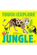 Hachette Books Touch and Explore: Jungle
