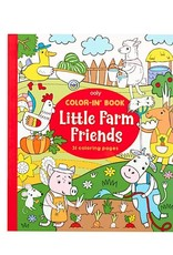 Ooly Color-In Books