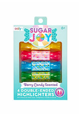 Ooly Sugar Joy Scented Double Ended Highlighters