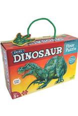 Floor Puzzle: Shiny Dinosaur