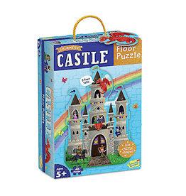 Mindware Floor Puzzle: Castle