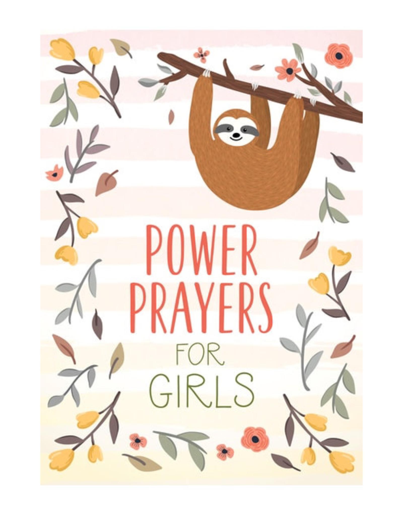 Barbour Publishing Power Prayers For Girls