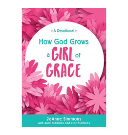 Barbour Publishing How God Grows a Girl of Grace