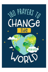 Barbour Publishing 180 Prayers to Change the World (For Kids)