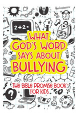 Barbour Publishing What God's Word Says About Bullying