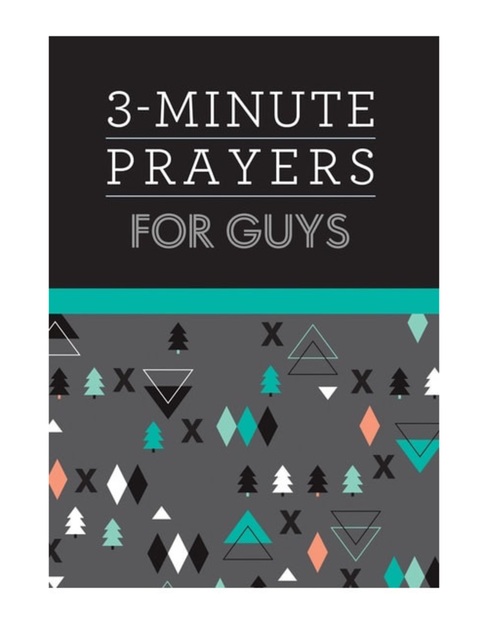 Barbour Publishing 3 Minute Prayers