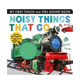 Penguin Random House Noisy Things That Go