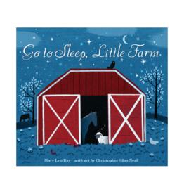 Houghton Mifflin GO TO SLEEP LITTLE FARM HC