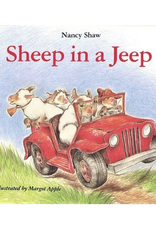 Houghton Mifflin SHEEP IN A JEEP (BOARD BOOK)