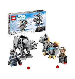 Lego AT AT vs Tauntaun Microfighters