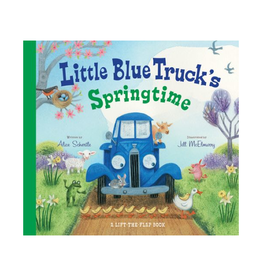 Houghton Mifflin Little Blue Truck's Springtime