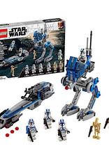 Lego 501st Legion Clone Troopers