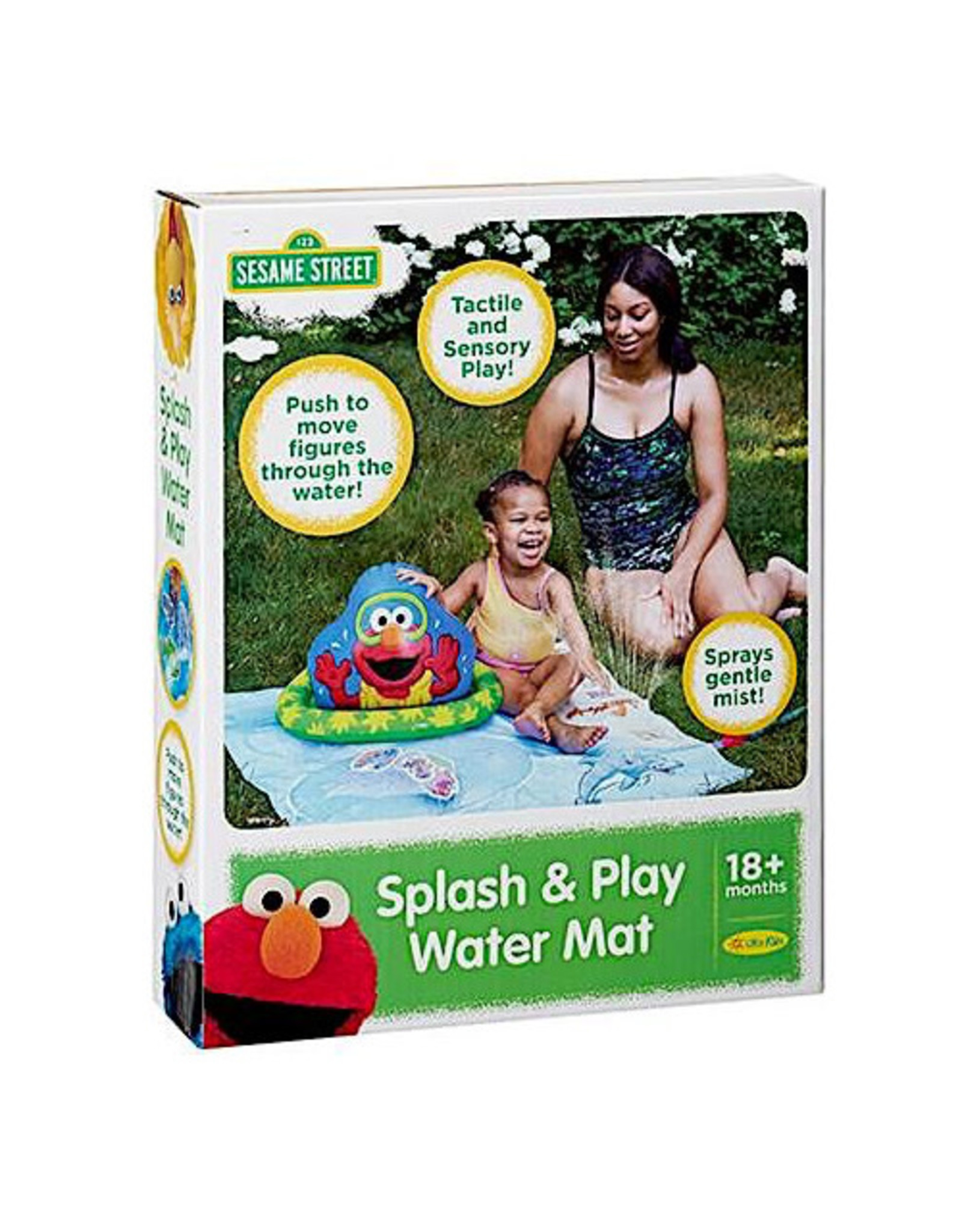 Little Kids Inc. Splash & Play Sesame Street