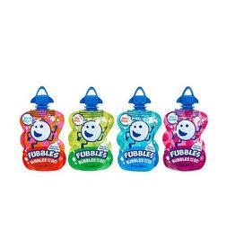 Little Kids Inc. Fubble Bubbles on the Go w/ Clip Strip