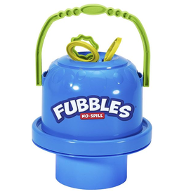 Little Kids Inc. Fubbles No-Spill Big Bubble Bucket