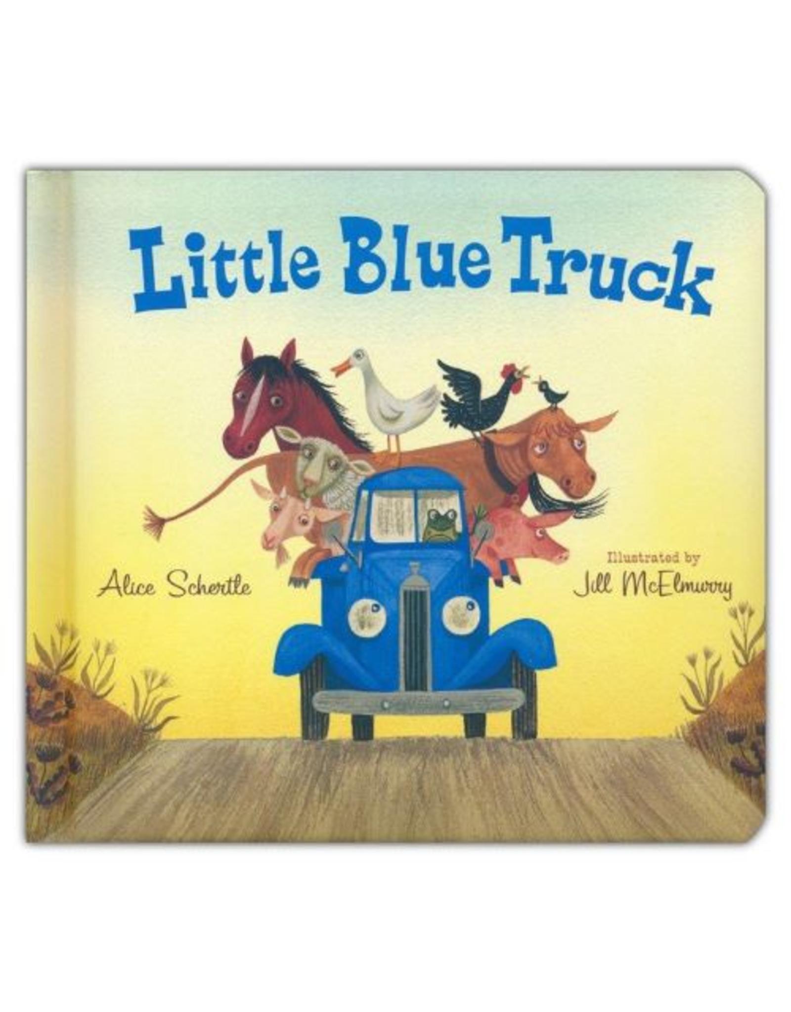 Houghton Mifflin Little Blue Truck (padded)