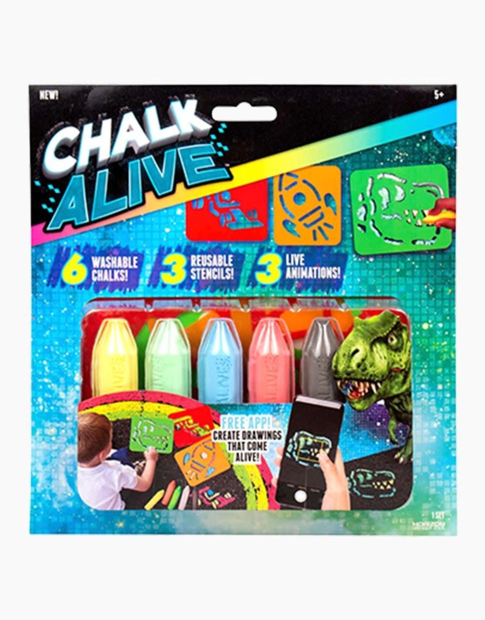 Chalk Alive
