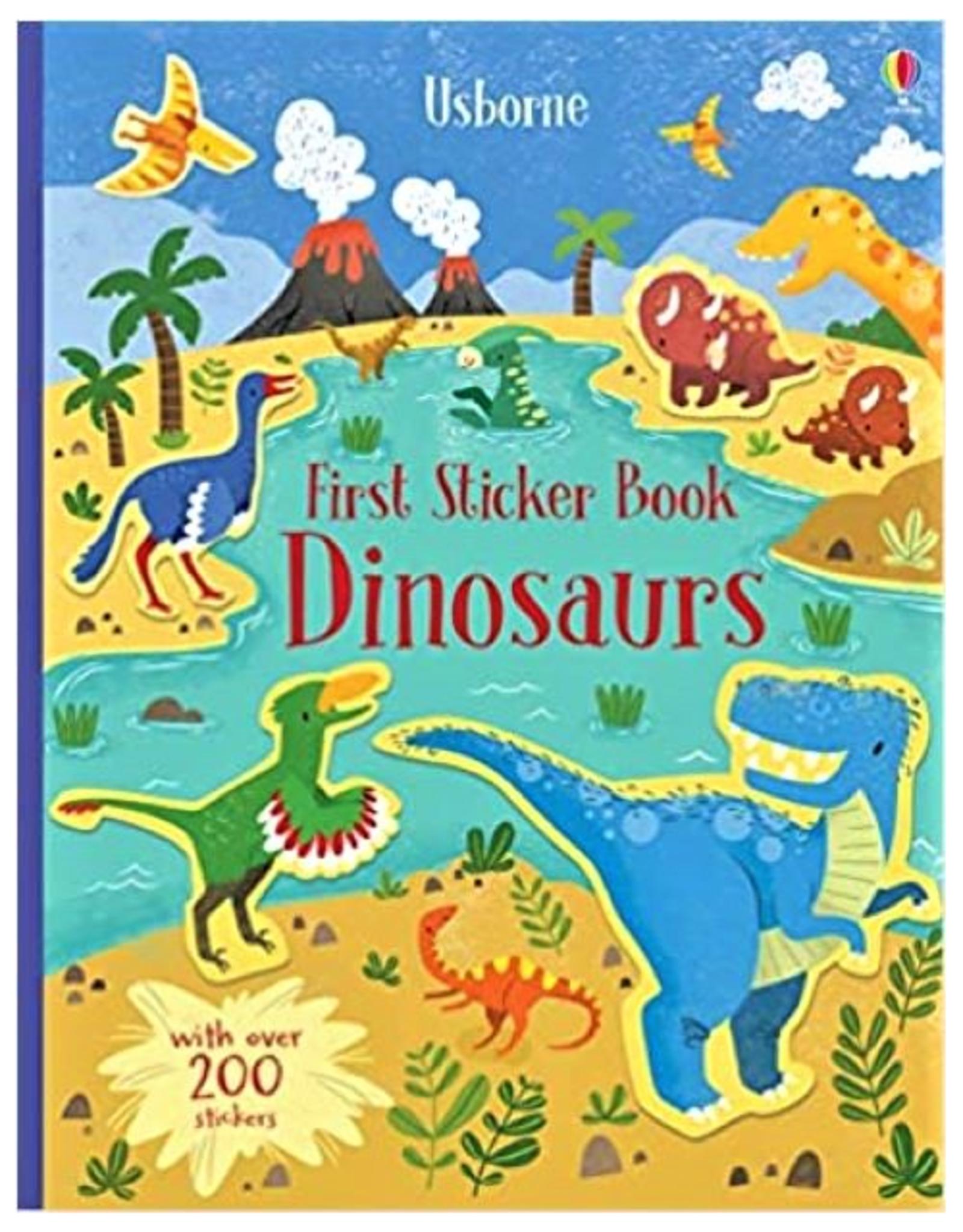 Usborne First Sticker Book
