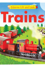 Usborne Lift and Look, Trains