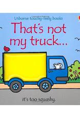Usborne That's Not My Truck