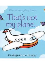 Usborne That's Not My Plane