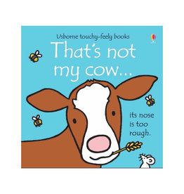 Usborne That's Not My Cow