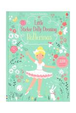 Usborne Little Sticker Dolly Dressing Ballerinas
