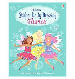 Usborne Sticker Dolly Dressing