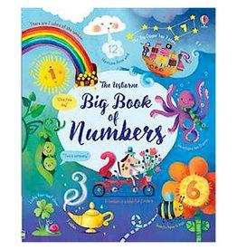 Usborne Big Book of Numbers