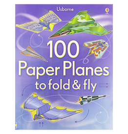 Usborne 100 Superplanes to Fold and Fly