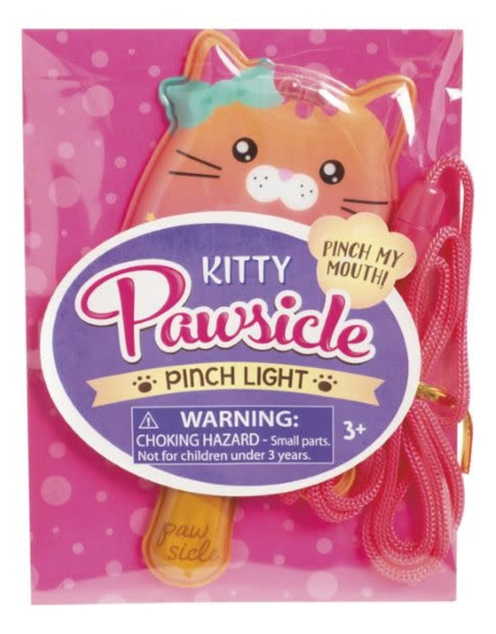 Kitty Pawsicle Pinch Light