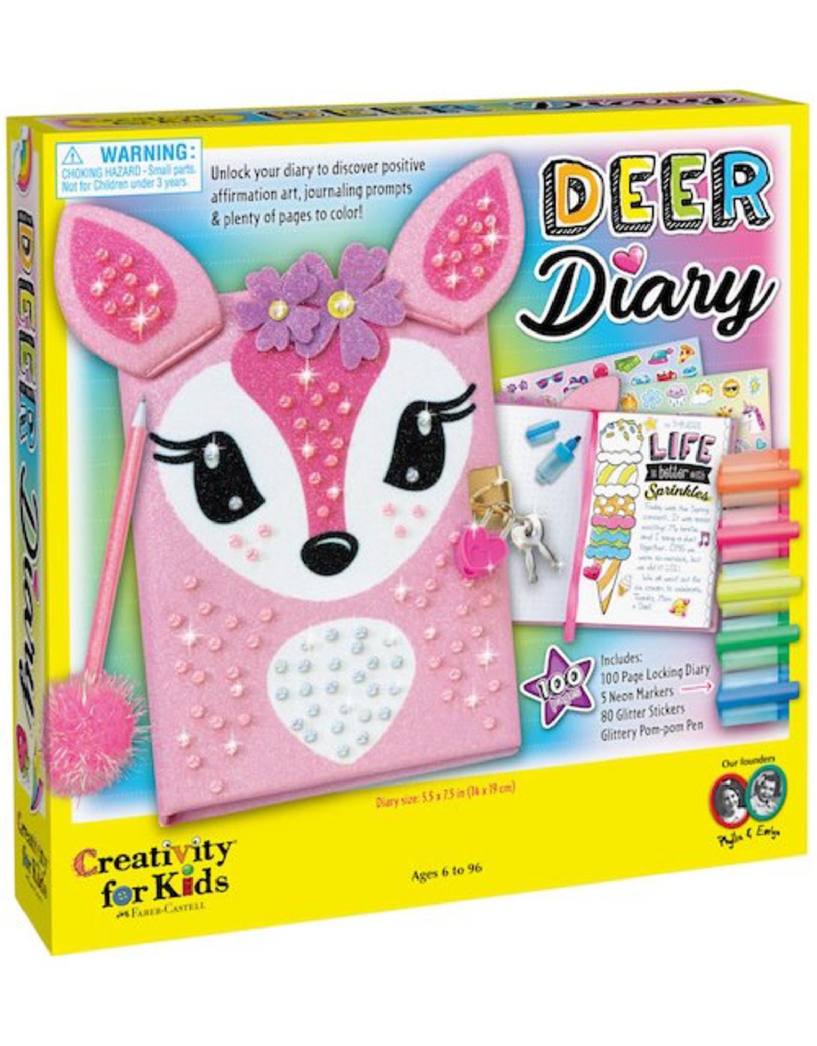 Faber Castell Deer Diary