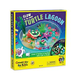 Faber Castell Glow in the Dark Turtle Lagoon