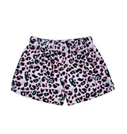Iscream Pink Leopard Shorts