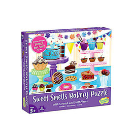 Mindware Scratch And Sniff Puzzle: Sweet Smells Bakery