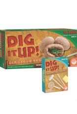 Mindware Dig It Up!: Dinosaur Excavation Kit