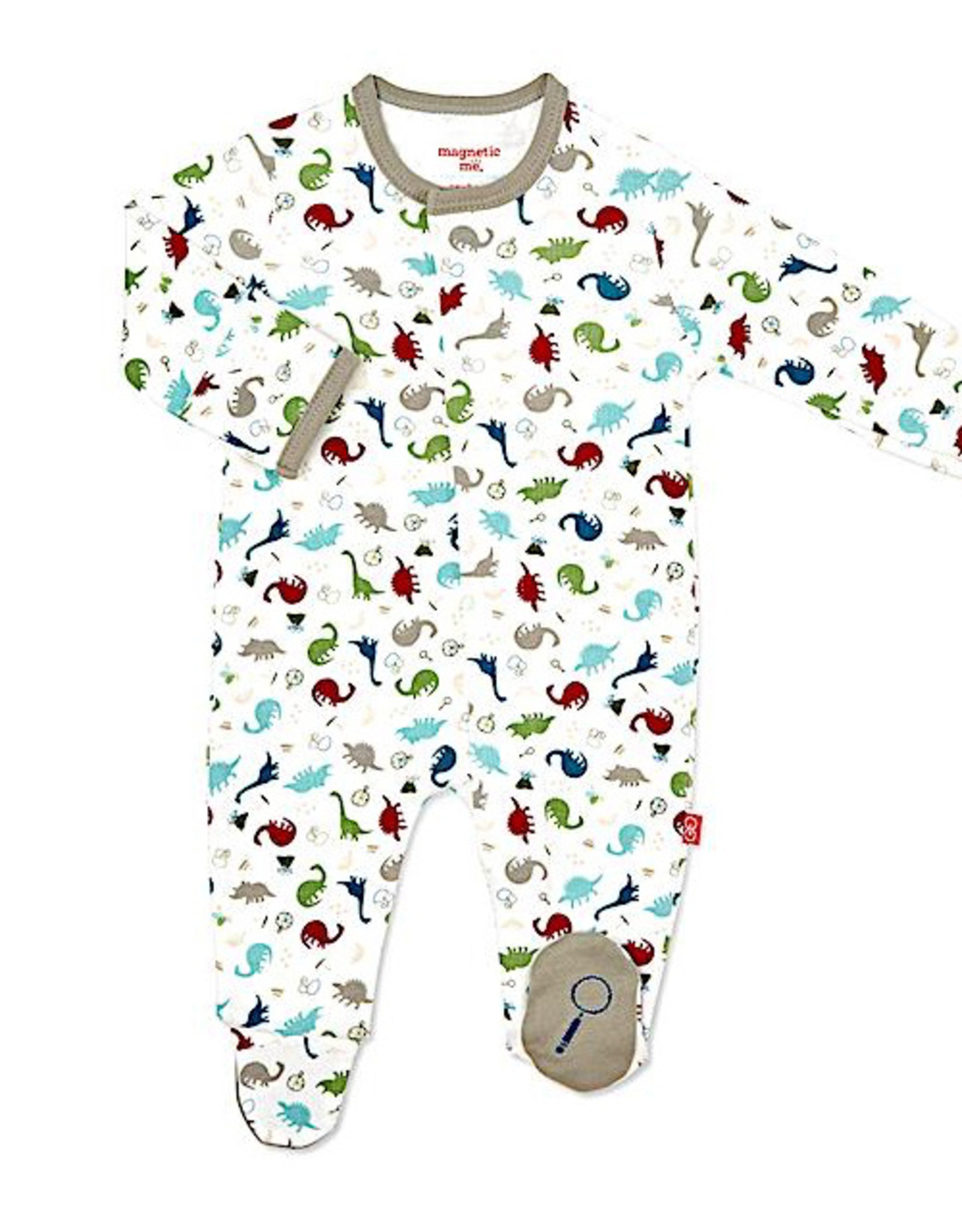Magnificent Baby Magnetic Footie