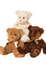 Douglas Toys Chocolate Fuzzy Bear