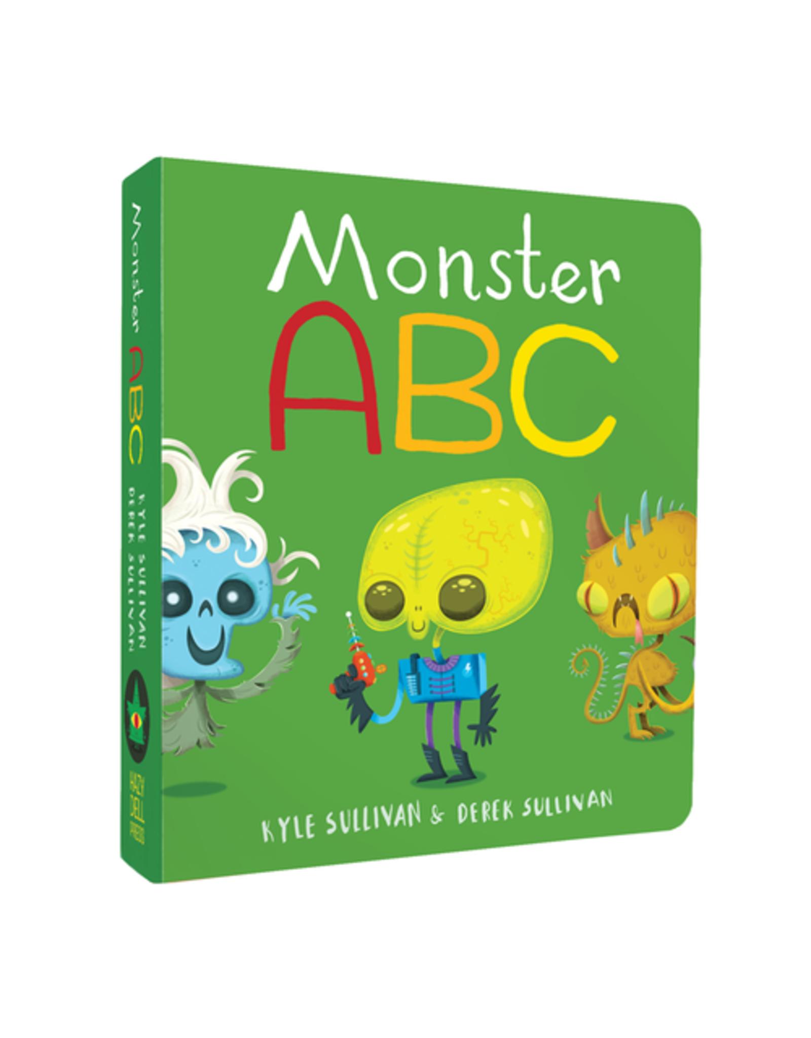Ingram Publisher Monster ABC
