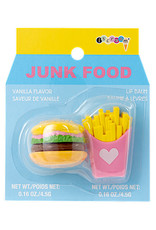 Iscream Junk Food Lip Balm Set