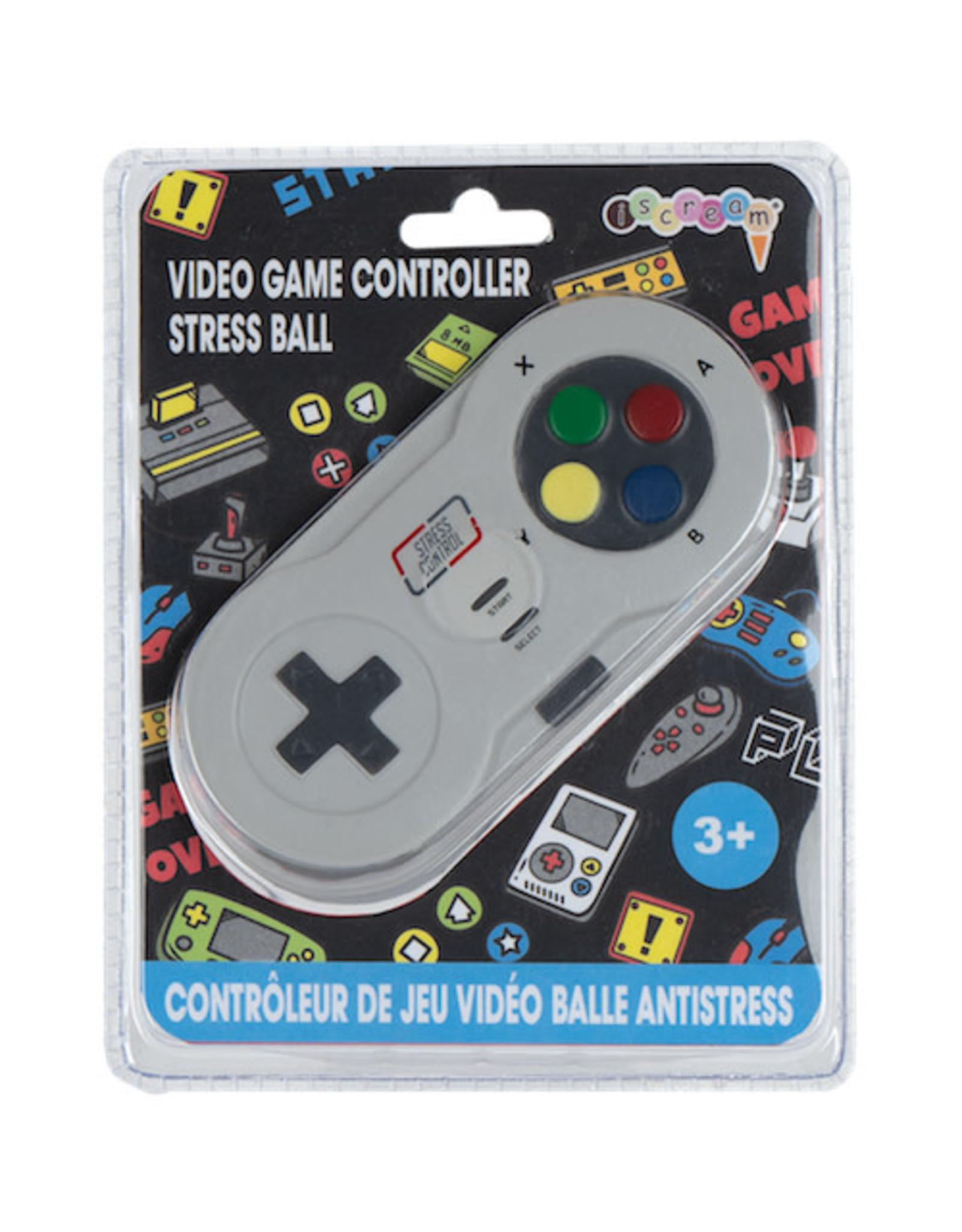 Iscream Retro Arcade Game Stress Ball