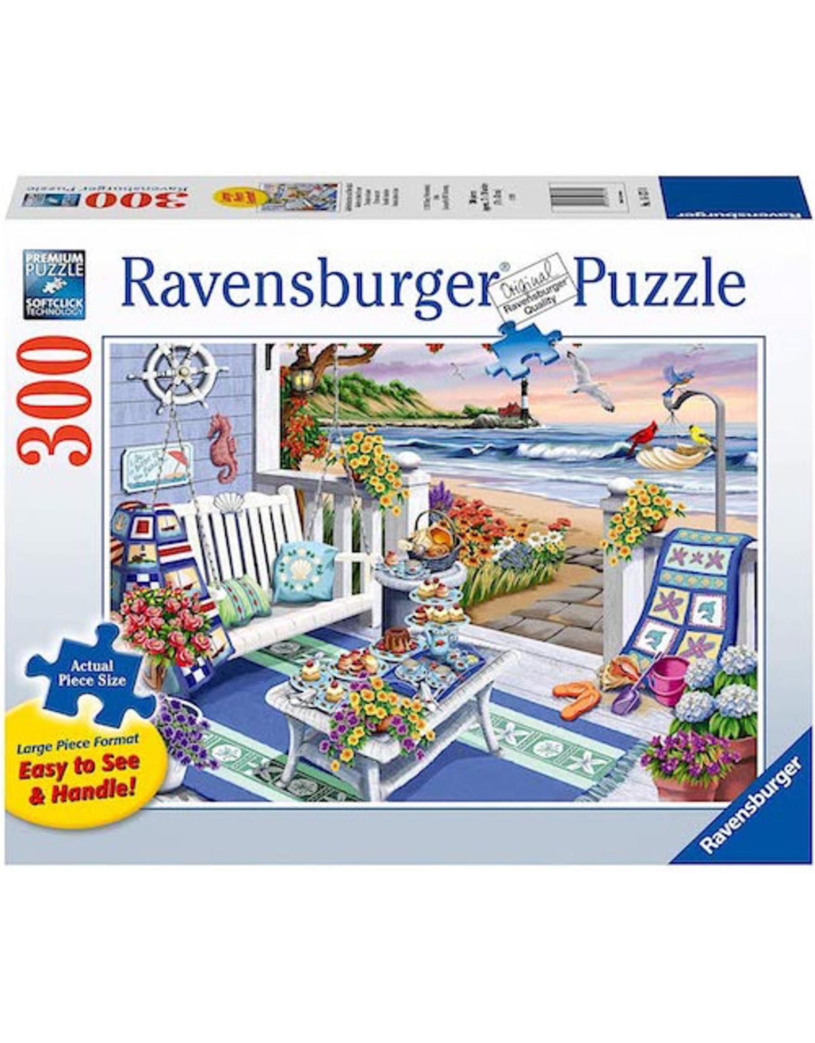Ravensburger Seaside Sunshine (300 pc Lrg Fmt)