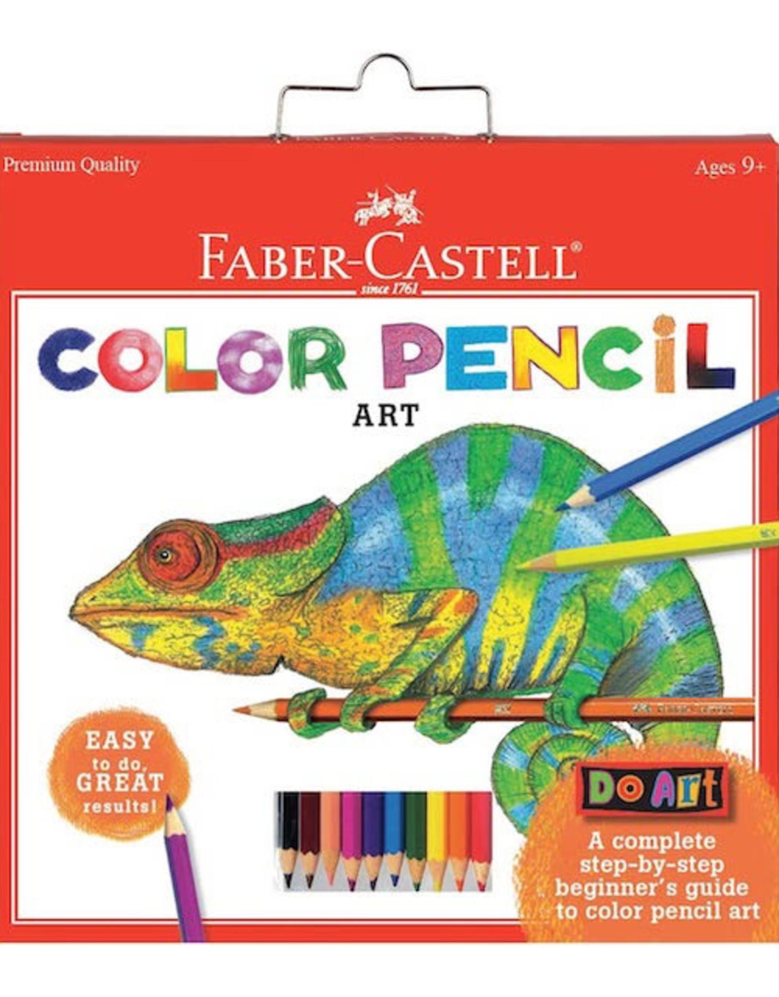 Faber Castell Do Art Color Pencil Art